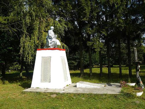 Massagraf Sovjet Soldaten Podgortsy