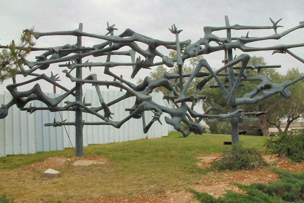 Sculptuurpark Yad Vashem