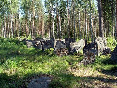 Salpa Line - Tank Barrier Miehikkälä (A)