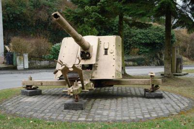 German 88 mm Pak 43 Gun