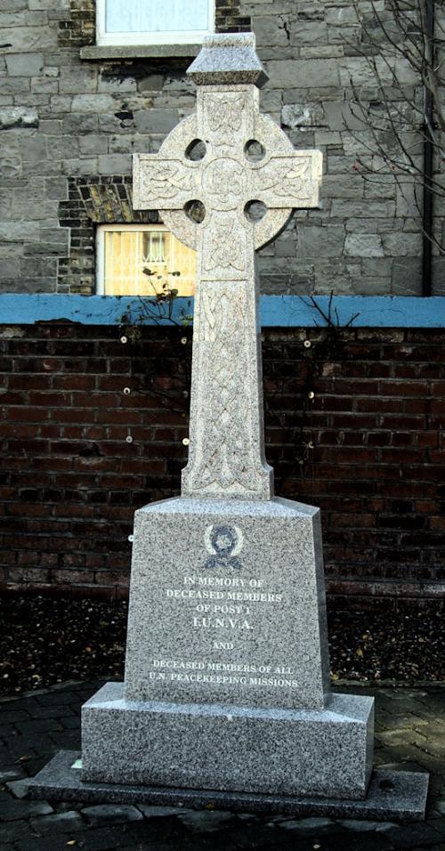 Monument Irish United Nations Veterans Association (IUNVA)
