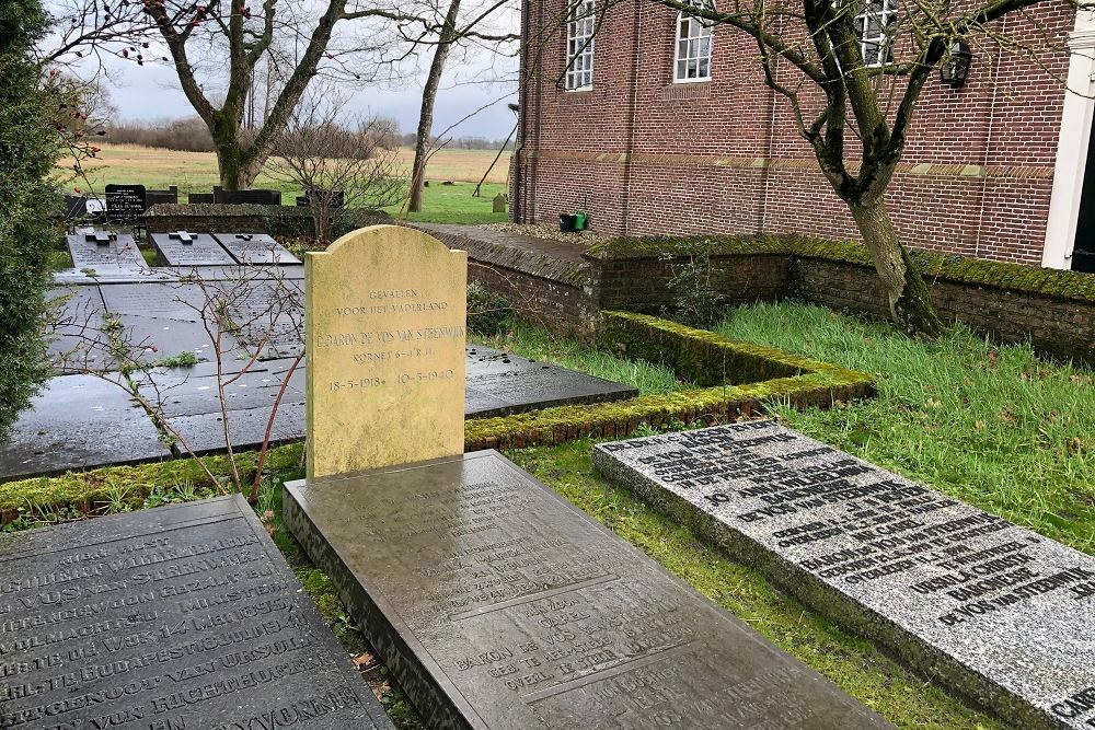 Dutch War Grave IJhorst