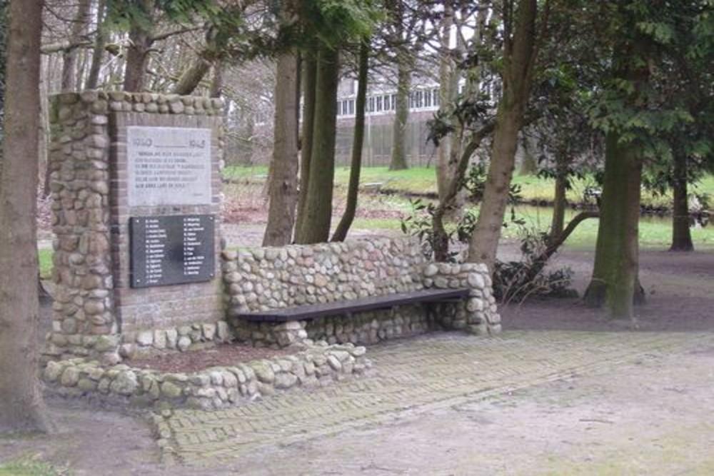 War Memorial Veenhuizen