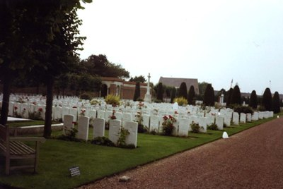Oorlogsgraven van het Gemenebest Hazebrouck