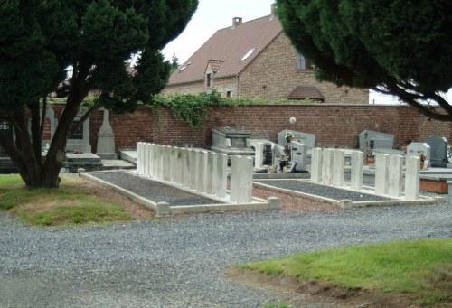 Oorlogsgraven van het Gemenebest Angreau