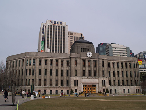 Former Headquarters Governor-General of Korea