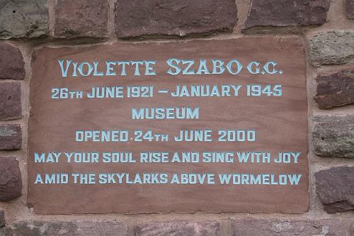 Violette Szabo Museum