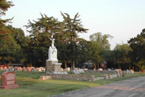 Commonwealth War Grave St Joseph Catholic Cemetery