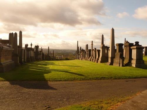 Commonwealth War Graves Glasgow Necropolis