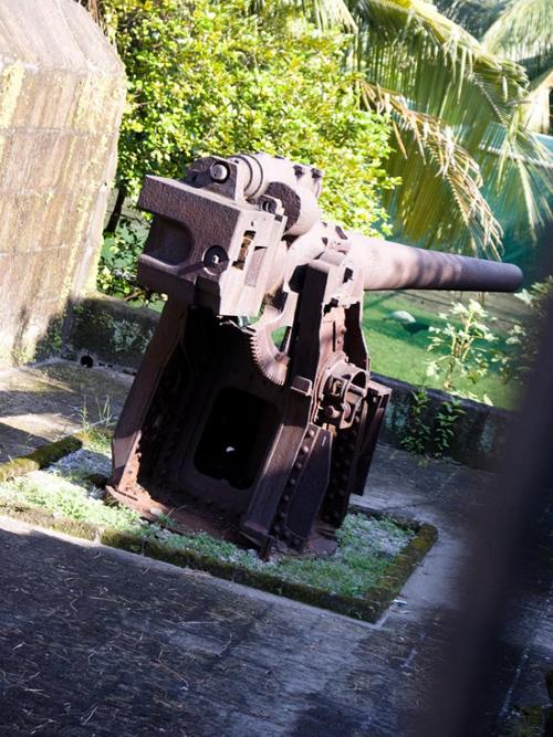 Japanese Gun Manila