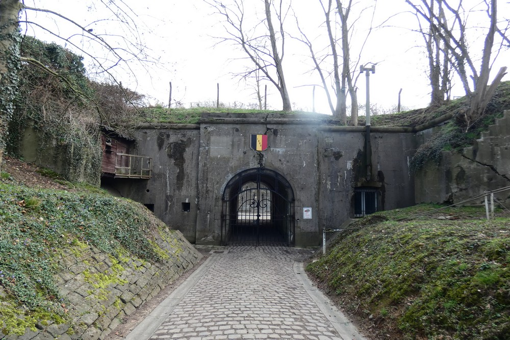 Fortified Position of Liège - Fort de Barchon