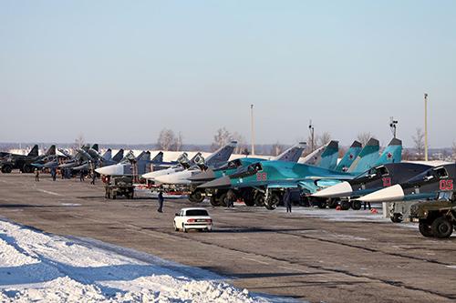Luchtbasis Lipetsk