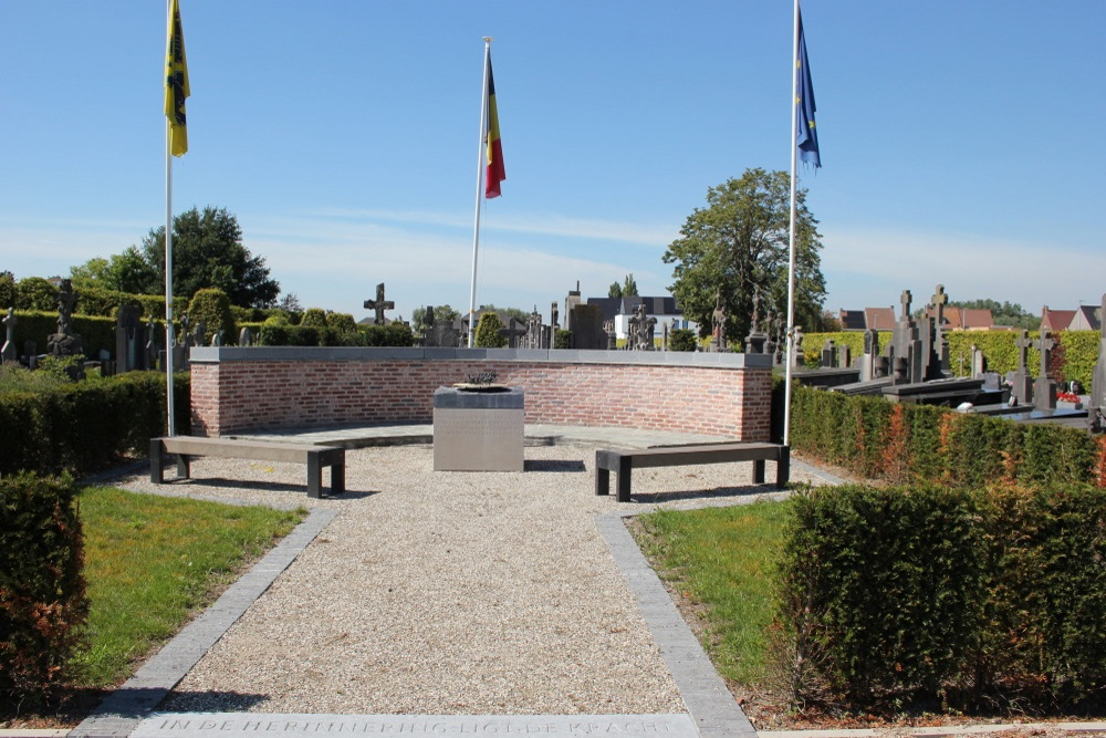 War Memorial Cemetery Aartrijke