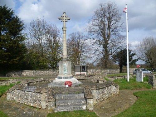 War Memorial Sanderstead