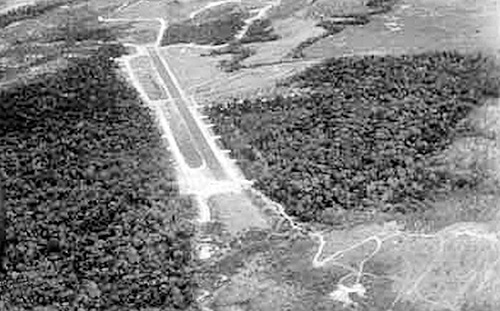 Durand Airfield (17 Mile Drome)