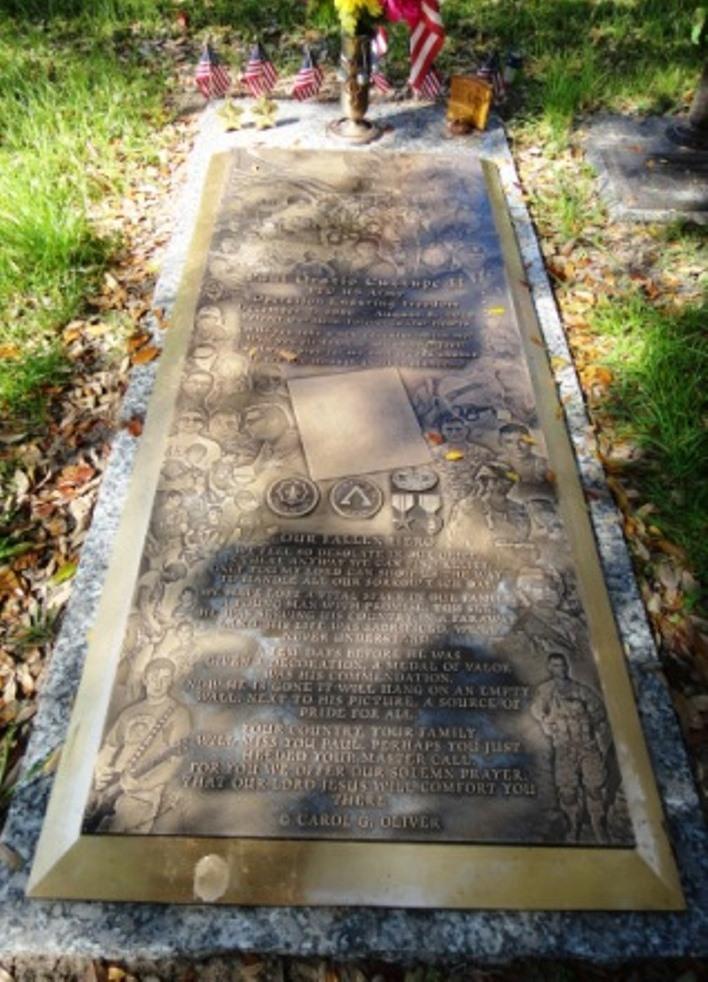 Amerikaanse Oorlogsgraven Hillsboro Memorial Cemetery