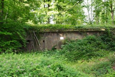 Maginotlinie - Abri du Bichel Nord