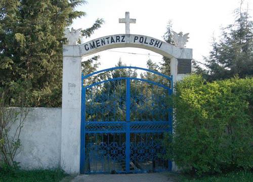 Poolse Oorlogsbegraafplaats Bandar-e Anzali