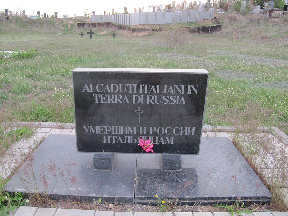 Monument Italiaanse Krijgsgevangenen