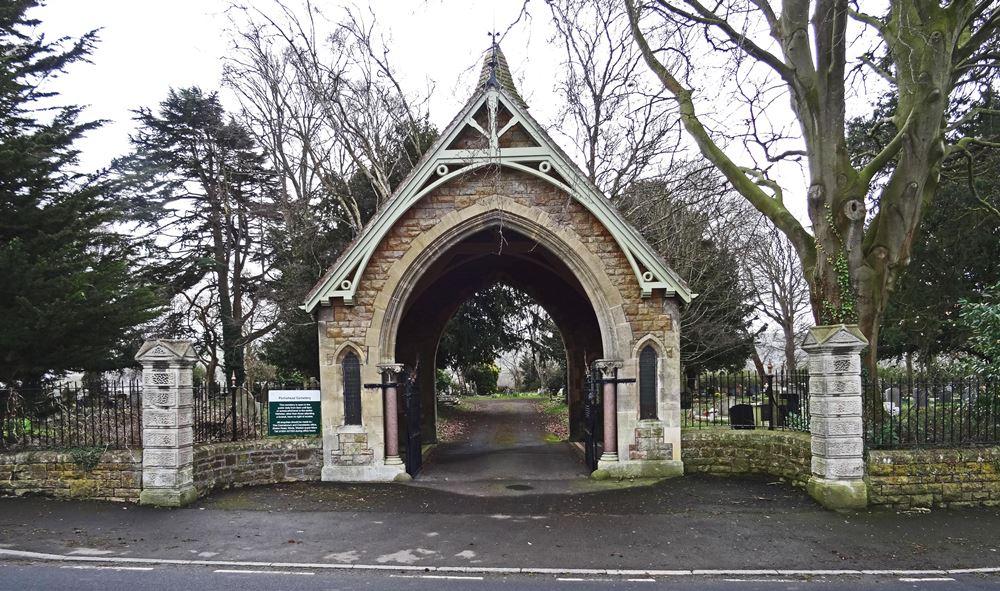 Commonwealth War Graves Portishead Cemetery