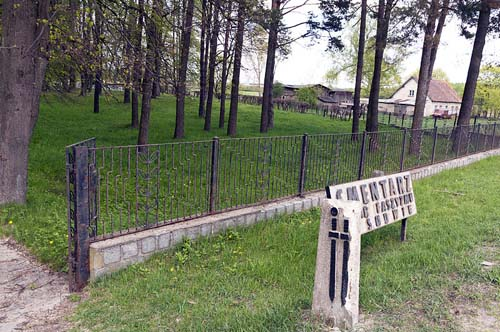 Camp Cemetery Stalag I-B