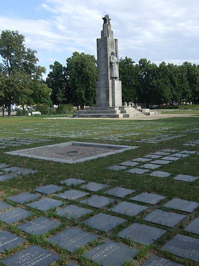 Soviet War Cemetery Frankfurt a/d Oder