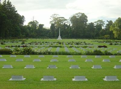 Oorlogsbegraafplaats van het Gemenebest Lae