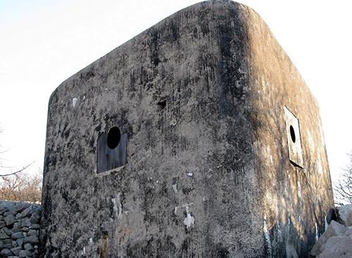 Rupniklinie - Bunker