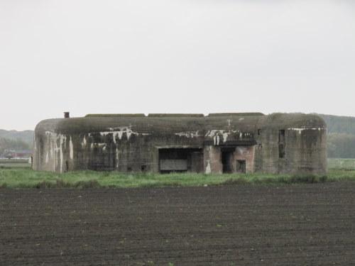 Stützpunkt Von Seeckt Werendijke Zoutelande Kazemat 2 Type 611