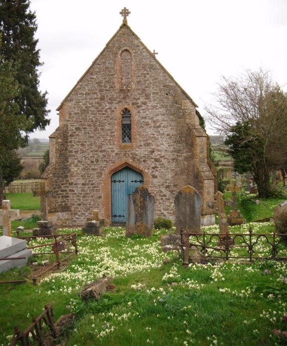Commonwealth War Graves East Coker Cemetery