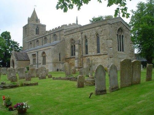 Oorlogsgraven van het Gemenebest St. Andrew Churchyard
