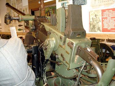Hanko Frontlinie Museum