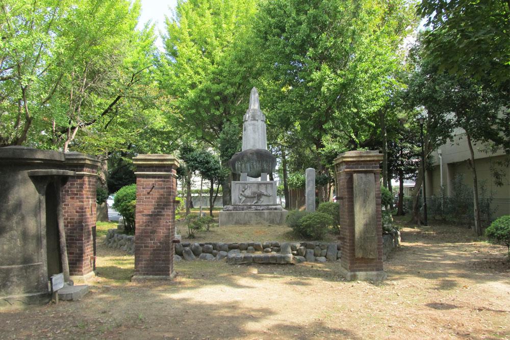 Japanse 26e Cavalerieregiment Monument
