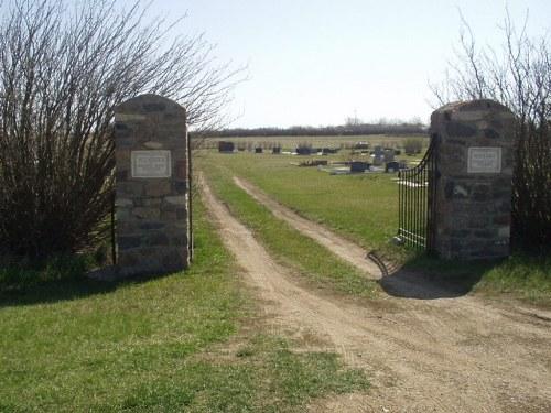 Commonwealth War Grave Dinsmore Cemetery