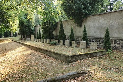 Czechoslovakian War Graves Kobylisky Cemetery