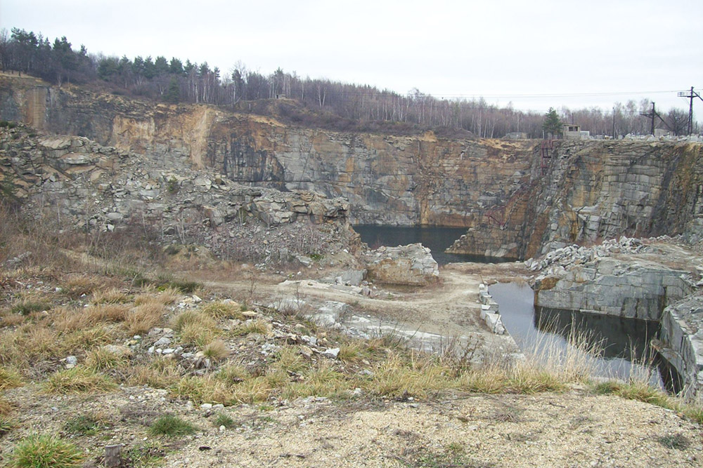 Quarry KZ Gross-Rossen