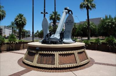 Anker U.S.S. Arizona