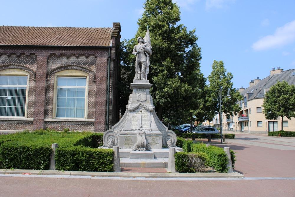 War Memorial Bocholt