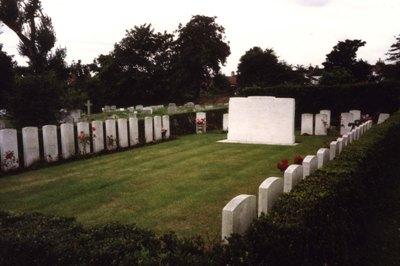 Oorlogsgraven van het Gemenebest Beckenham Cemetery