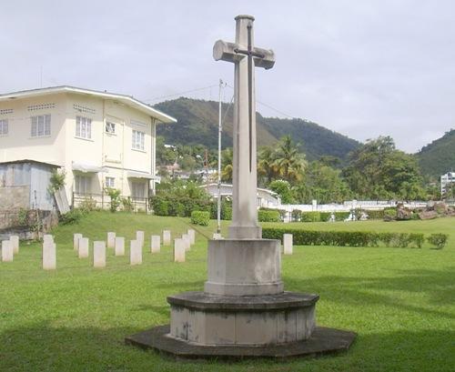 Oorlogsgraven van het Gemenebest St. James Military Cemetery