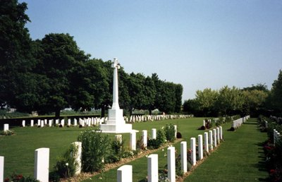 Commonwealth War Cemetery Forli