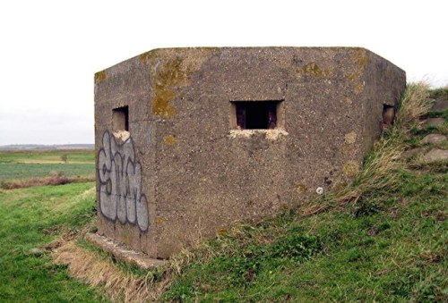 Pillbox FW3/22 South Fambridge