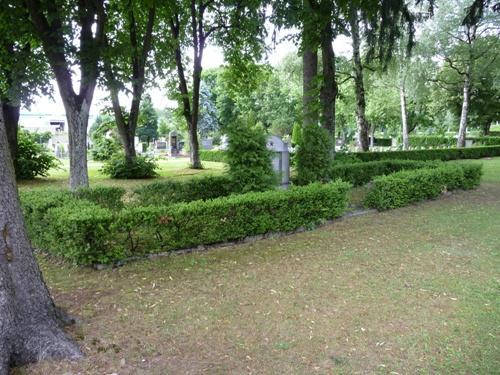 Mass Grave Soviet Soldiers Klagenfurt-Annabichl