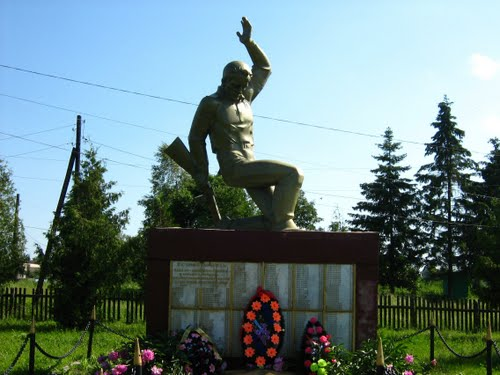 Massagraf Sovjet Soldaten Snizha