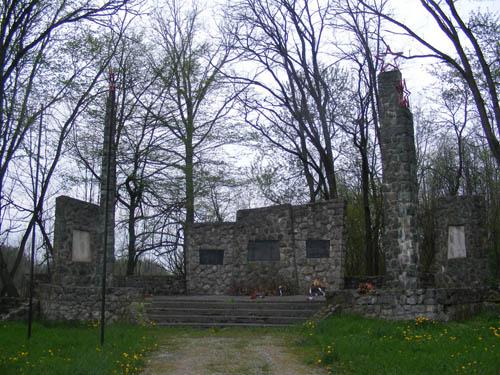 Mass Graves Civillian Casualties Banski Grabovac