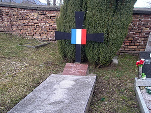 Collective Grave French Prisoners-of-War