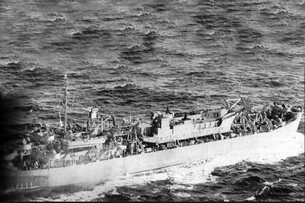 Shipwreck LST 507