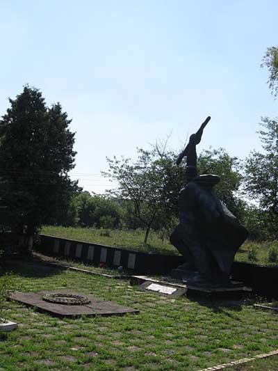 Mass Grave Soviet Soldiers Sutkivtsi