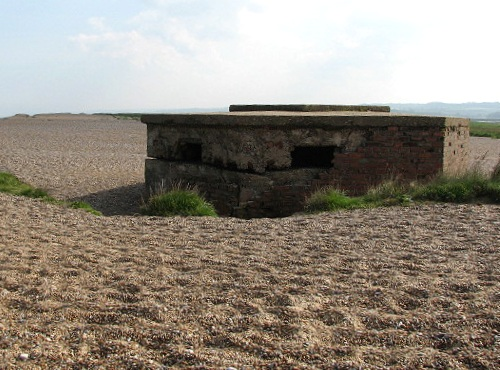 Bunker FW3/22 Cley Next The Sea