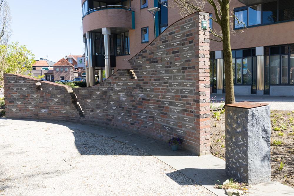 Monument Oorlogsslachtoffers Winterswijk